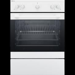 Electrolux GHL246WE, Cuisinière encastrable à gaz, Blanc