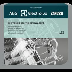 Electrolux M3DCP200, Super Clean dégraissant très puissant pour lave-vaisselle