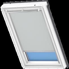 Store d'obscurcissement gris 55 cm x 78 cm