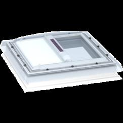 Marquisette toile résille blanc 60 cm x 90 cm VELUX INTEGRA® Solar automatique
