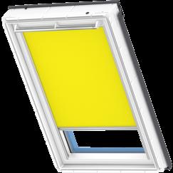 Store rideaux jaune 134 cm x 140 cm VELUX INTEGRA® Solar automatique