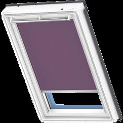 store rideau violette 134 cm x 140 cm VELUX INTEGRA® Solar automatique