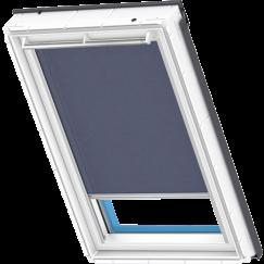 Store rideaux marine 134 cm x 140 cm VELUX INTEGRA® Solar automatique