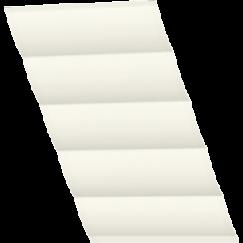 Store bateau beige quadrillé seulement tissu 134 cm x 140 cm