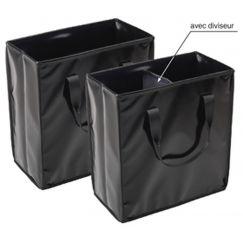 BigBag sac de collecte avec diviseur