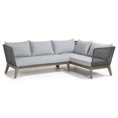 Salon de jardin Relax gris
